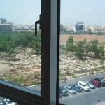 Back Side VIew From Room - Dubai Cemetery 2