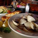 Appetizer - Steamed Clams