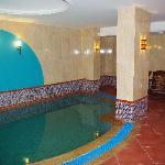 Foto de Aleppo Palace Hotel