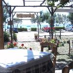 Antonio's ( Taverna off the back of the beach )