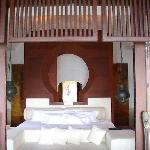 An untouched photo of the room!