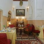 le restaurant Esprit du Maroc