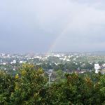 Rainbow over Cagayan