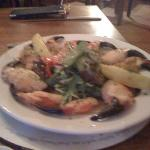 Crab claws@rest (sorry for blurry pic)