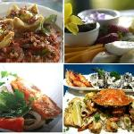 Enjoy selections from our Dinner menu
