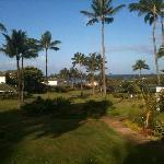 View from my condo, Aston Poipu