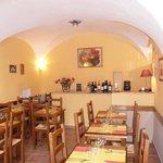 Restaurant at Hotel La Roya