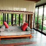 Villa Zolitude : grand deluxe pool villa salon