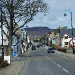 The Main St Newtonmore