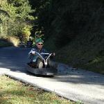 Scenic Luge Track
