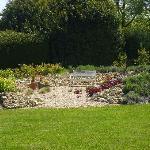 Repos et détente au jardin