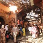 Marrakech au quotidien....