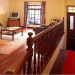 Wohnraum (30m²) Mit Sofa, Sessel TV