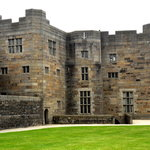 Front of Castle Drogo