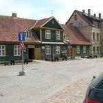 Main Street of Kuldiga