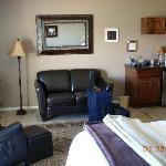 Flat Rock room (#2)--plenty of room