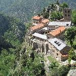 Abbey of San Martin de Canigou--a lovely hike