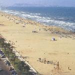 la playa genial
