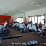 Cabana Beach Gym