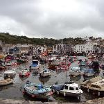 The harbour Mevagissey