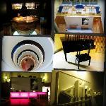 interior of Andaz hotel