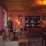 Hotl sitting-room