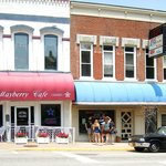 Mayberry Cafe, May 2010