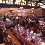 The Landing- our on-site full service restaurant