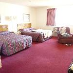 Roomy Compared to Other Motels