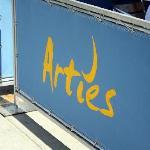 Artie's Sign
