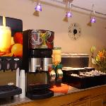 Free Hot Breakfast Buffet