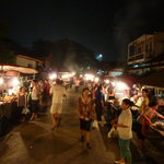 Night Food marketの写真