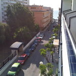 Hotel Mariant Mallorca Blick vom Balkon Richtung Meer