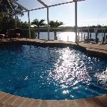 Pool von Villa Amara