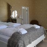 Zimmer im Mary-Portman-Haus
