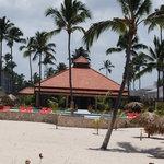 Foto de Kukua Beach Club