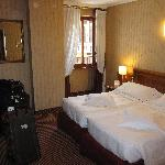 Our spacious room (#205)