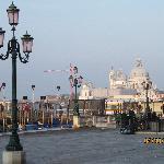 Vaporetto stop for Hotel Villa Igea