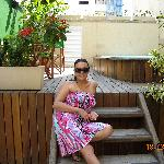 Terraza del copa Hostel
