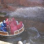 PortAventura - Grand Canyon Rapids (Wildwasserfahrt)