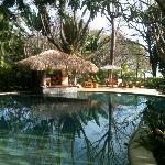 amazing easy access pool