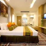 Foto de Miracle Suvarnabhumi Airport Hotel