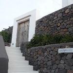 Aenon Villa's Door