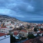 Funchal from my hotel window