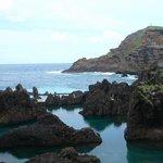 Porto Moniz Volcanic Seawater Pools - come here in the summer to take full advantage