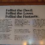 Fellini's Image