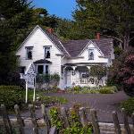 Dennen's Victorian Farmhouse in Mendocino, CA