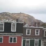 The view of Signal Hill