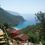 Kabak Bay - long walk down but really worth it