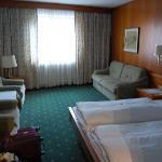 Room 454 - Hotel Sonne - Fugen